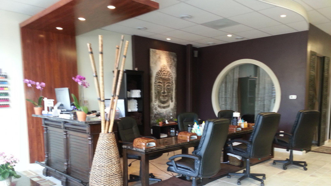 Treat yourself to Virginia's finest upscale day spa
