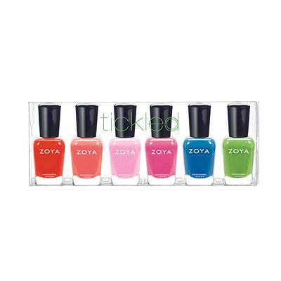 Zoya nail color offers over 300 ultra long wearing, toxin free nail polish shades to choose from!
